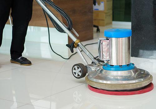 Nettoyage Sols Souples & Durs (Mono Brosse)